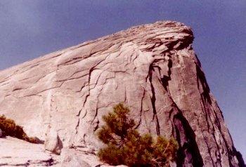 Yosemite, Aufstieg auf den Half Dome