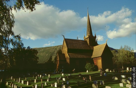 Stabskirche Lom