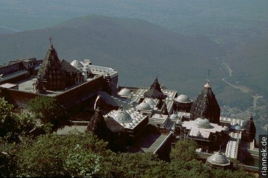Heiliger Berg bei Junagadh