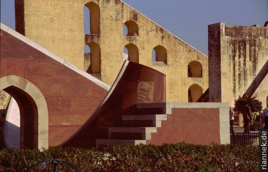 Observatorium in Jaipur