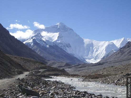 Chomolungma 8848 m