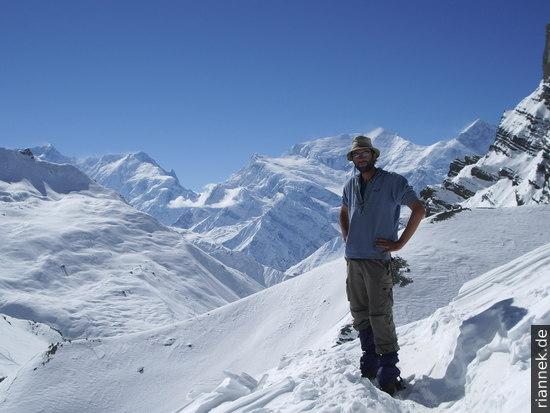 Aufstieg zum Thorung-La Pass