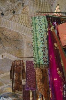 Basaar in Shiraz
