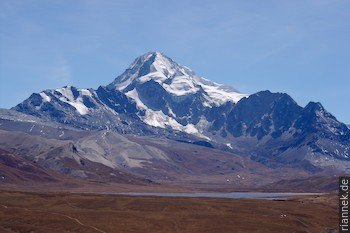 Huayna Potosi (6088 m)