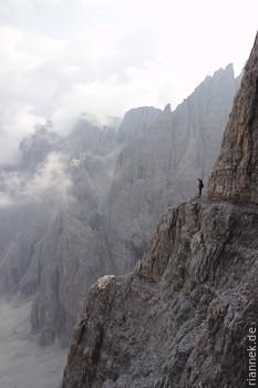 Zandonella-Klettersteig