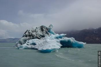 Eisberg im Lago Viedma