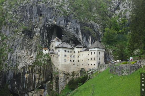 Burg Predjama