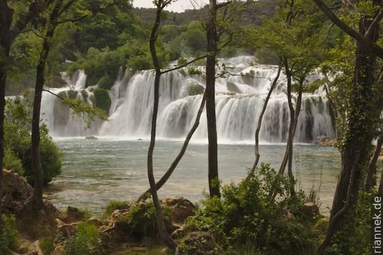 Skradinski Buk, Krka Nationalpark