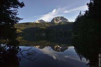 Crno Jezero mit Meded