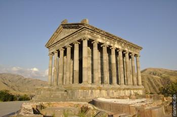 Tempel in Garni