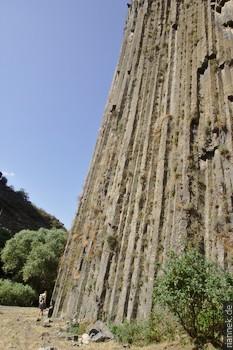 Basaltsäulen bei Garni