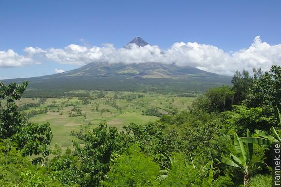 Mayon vom Lignon Hill