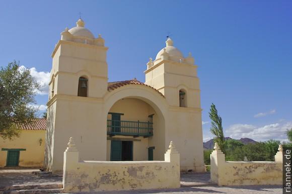 Kirche in Molinos