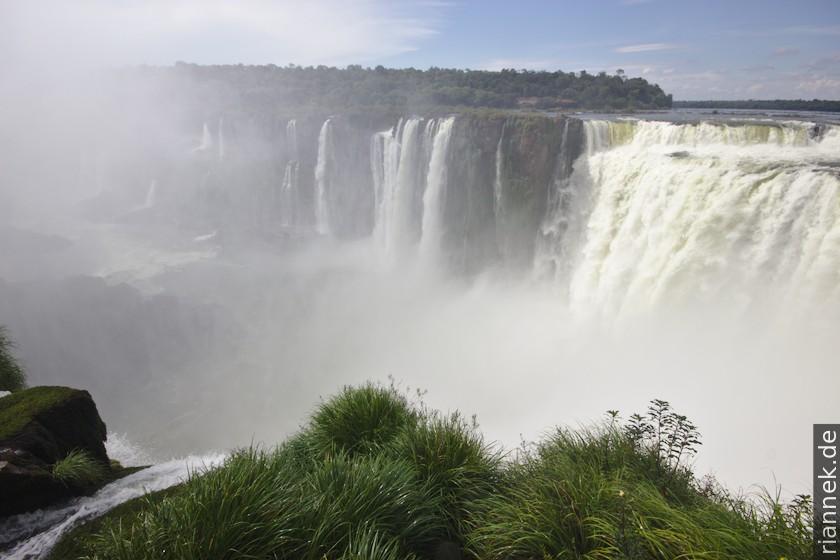 Iguazu, Garganta del Diablo