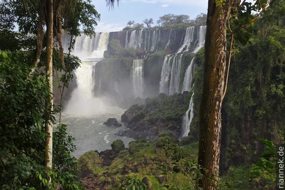 Iguazu (argentinische Seite)