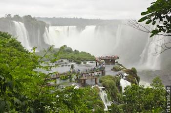 Iguazu (brasilianische Seite)